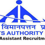 Airports Authority India Recruitment 147 Junior Assistant