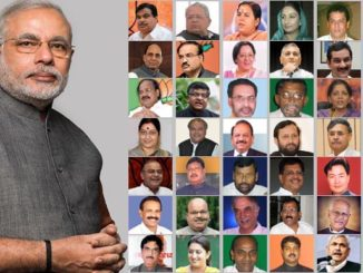 Latest Cabinet Ministers List In India 1