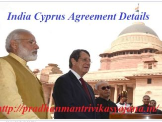 India Cyprus Agreement Details