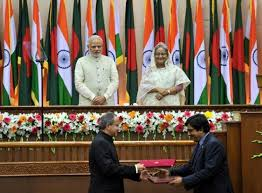 India and Bangladesh 22 MoUs