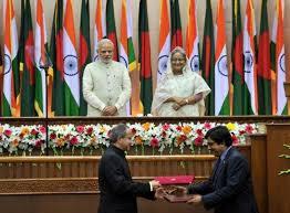 India and Bangladesh 22 MoUs
