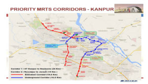 Kanpur Metro Map