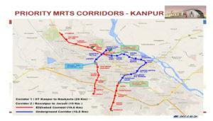 Kanpur Metro Map