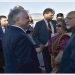 Vice President Hamid Ansari  Armenia and Poland's five-day Tour