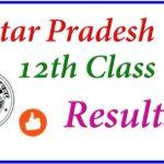 UP. Board Intermediate 10th / 12th Exam. 2017 Result