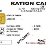 Online Ration Card Application West Bengal