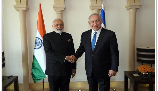 India Israel 7 Agreements