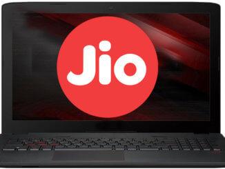 jio laptop