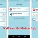 Rail Saarthi App Download