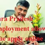 Andhra Pradesh Unemployment allowance scheme