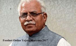 Foodnet Online Yojana Haryana