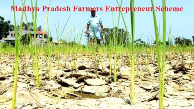 Madhya Pradesh Farmers Entrepreneur Scheme