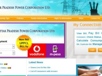 Electricity Connection Online Application Form in Uttar Pradesh