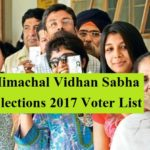 Himachal Vidhan Sabha Elections Voter List