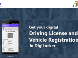 Digital Locker Yojana Online Registration form 2018
