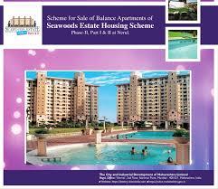 Apply Online for CIDCO Lottery 2017 Seawoods Estate Housing Scheme Mumbai