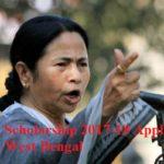 Hindi Scholarship Application Form West Bengal 2020 पश्चिम बंगाल हिंदी छात्रवृत्ति योजना 2020