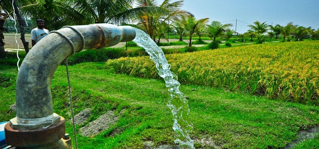 Farmers Free Energy Pump Sets Scheme Andhra Pradesh