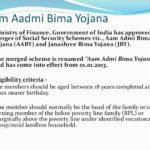 Aam Aadmi Bima Yojna Scholarship Andhra Pradesh