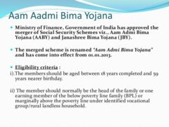 Aam Aadmi Bima Yojna Scholarship for Andhra Pradesh