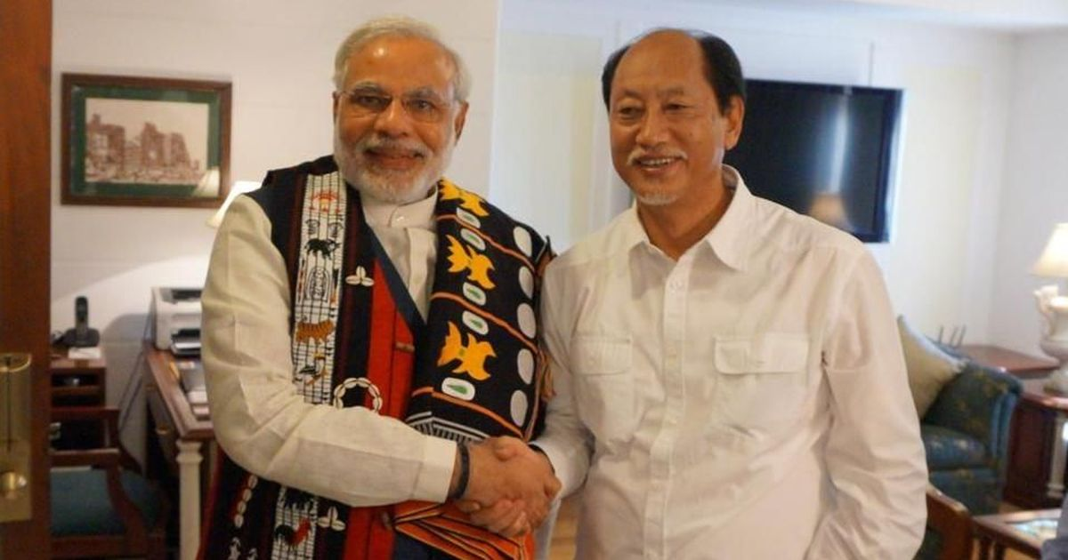 Cabinet ministers List of Nagaland 2018