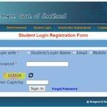 एप्लीकेशन फॉर्म झारखंड ई-कल्याण छात्रवृत्ति योजना 2020 Online Registration E Kalyan Jharkhand