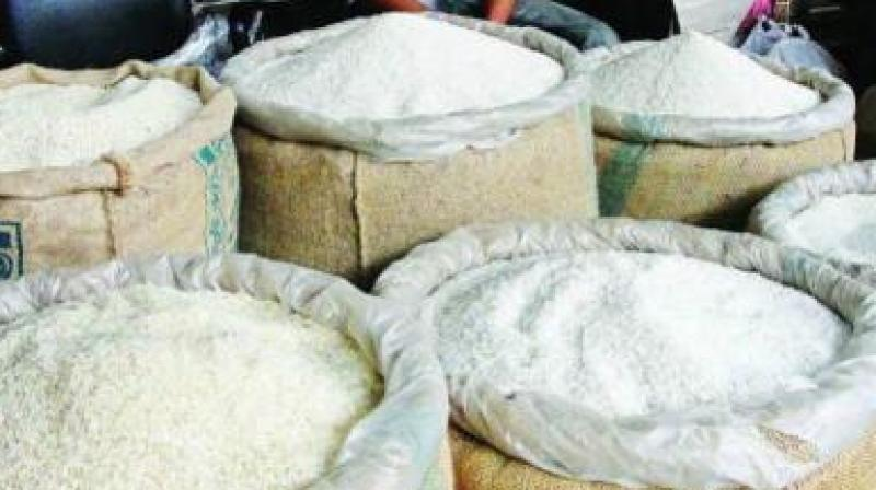 15 Kg Wheat & Rice at BPL Rates for SC ST OBC Dalit hostels Students