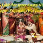 Application Form Inter Caste Vivah Shagun Yojana Haryana | हरियाणा अंतर्जातीय विवाह शगुन योजना