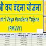 Pradhan Mantri Vaya Vandana Yojana (PMVVY) Online Application Form