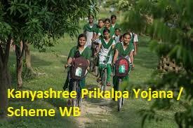 Kanyashree Prikalpa Yojana WB