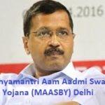Mukhyamantri Aam Aadmi Swasthya Bima Yojana (MAASBY) Delhi