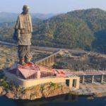 सरदार वल्लभभाई पटेल स्टेच्यू ऑफ यूनिटी   Statue of Unity SOU Gugrat