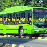 Delhi Online Bus Pass Scheme