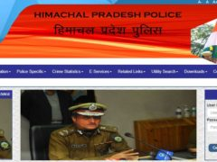 HP Police Constable Bharti 1000 Posts