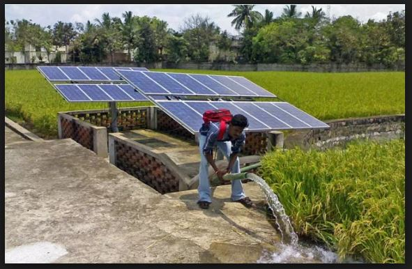 Replace Diesel Pump Sets with Solar Pumps Soon