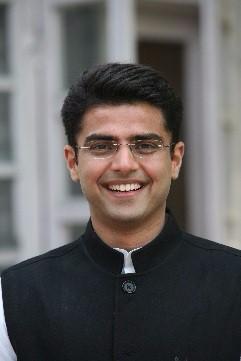 CM Sachin pilot mobile number Contact Number