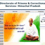 HP Prison Department 146 Warders (Male & Female) Recruitment 2018-19