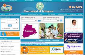TelanganaSadarem Certificate