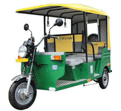 E Rickshaw Sewa Yojana Uttarakhand