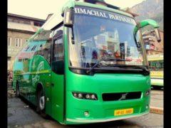 Himachal to Uttar Pradesh bus Seva