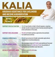 Reject List Kalia Yojana Odisha