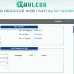 Online Land Record Bhulekh Odisha