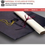 national scholarship portal registration application form