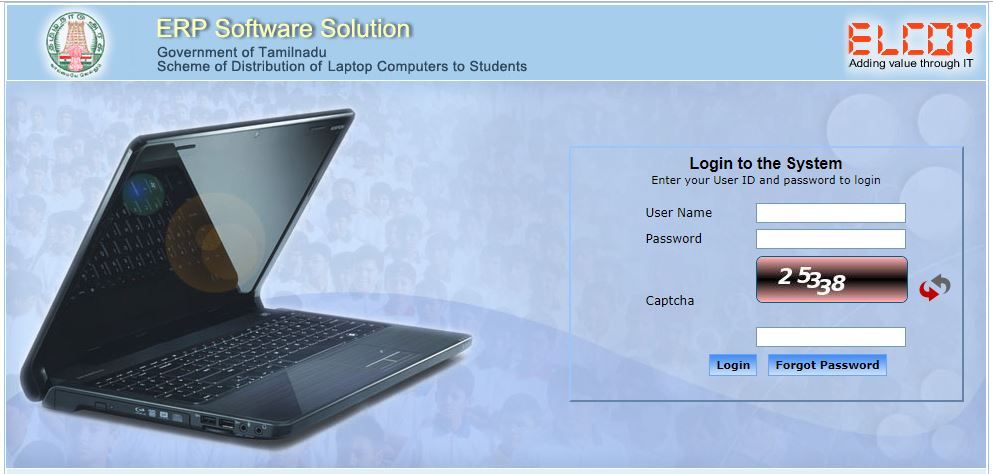 tamilnadu government free laptop model 2019