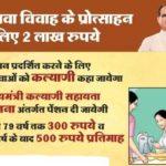 मध्य प्रदेश मुख्यमंत्री कल्याणी सहयोग योजना 2020 | Kalyani Sahayata Yojana MP