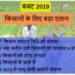 Kisan Samman Yojana Online Application
