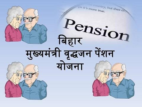 Application Form Vridhavastha Pension Yojana Bihar