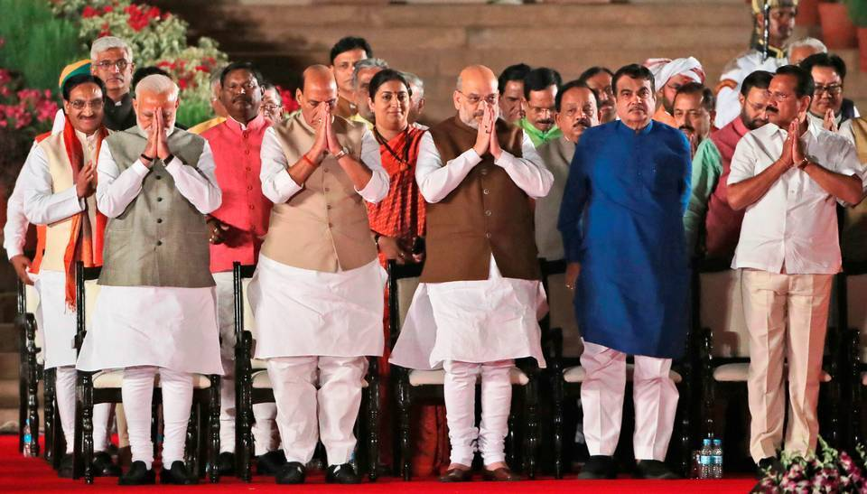 Cabinet Ministers 2019
