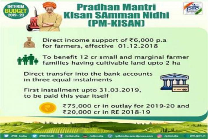Karnataka pm Kisan Samman nidhi yojana