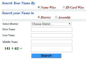 Chief Electoral Officer Maharashtra